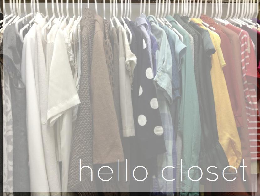 hello closet